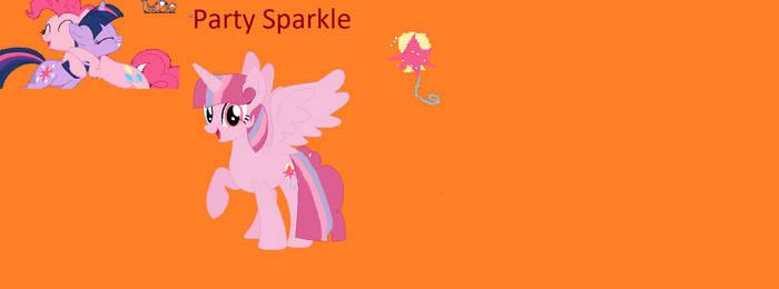 (partyverse) Party Sparkle bio
