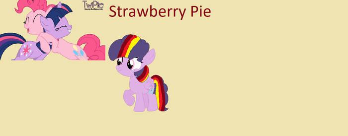 (partyverse) Strawberry Pie