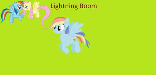 (partyverse) Lightning Boom