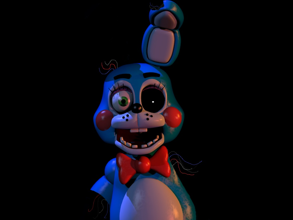Top Five Five Nights At Freddy's Withered Toy Bonnie - Circus