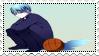 Stamp: Kuroko Tetsuya by SunforJanuary