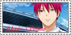 Stamp: Akashi Seijuro by SunforJanuary
