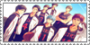 Stamp: Seirin Basketball Team by SunforJanuary