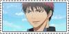 Stamp: Kagami Taiga by SunforJanuary