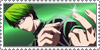 Stamp: Midorima Shintaro by SunforJanuary