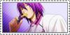 Stamp: Murasakibara Atsushi by SunforJanuary