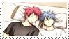 Stamp: Akakuro by SunforJanuary