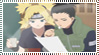 Stamp: ShikaTema by SunforJanuary