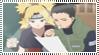 Stamp: ShikaTema by SunforJanuary