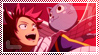 Stamp: Natsu and Happy by SunforJanuary