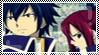 Gray-x-Erza by SunforJanuary