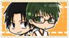 Stamp: MidoTaka by SunforJanuary