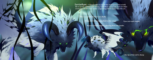 ADOPT LEVIATHAN [AUCTION OPEN]