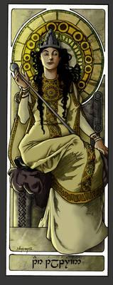 Queens Of Numenor - Tar-Telperien