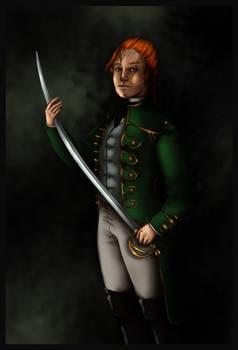 Captain Catherine Harcourt