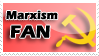 Marxism Fan Stamp by Nakamo