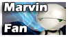 Marvin Fan Stamp by Nakamo