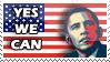 Obama Stamp by Nakamo