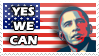 Obama Stamp by Nakamo