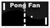 Pong Fan Stamp by Nakamo