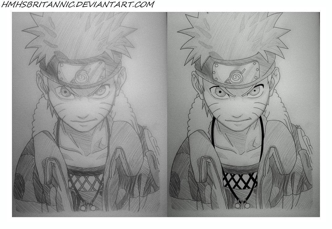 Naruto by hmhsbritannic