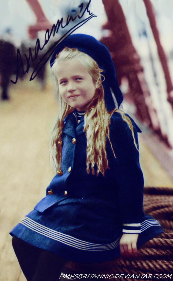 Anastasia by hmhsbritannic