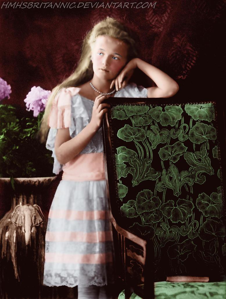 Olga 1906 by hmhsbritannic