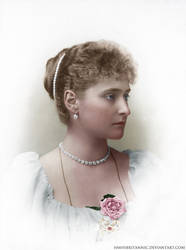 The Empress by hmhsbritannic