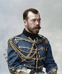 Tsar Nicholas II by hmhsbritannic