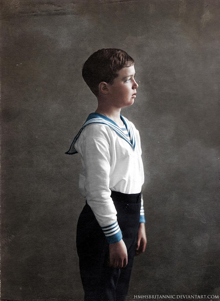 Alexei Nikolaevich Romanov by hmhsbritannic