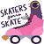 Trash Dove Skaters Gonna Skate (not my art)