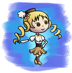 Chibi Mami Tomoe (Daily 39) by Aurora-Alley