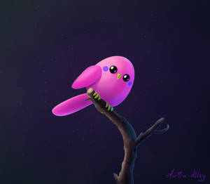 Pink BIRB (Daily 50)
