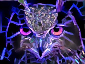 Lapis Watcher (Daily 52) by Aurora-Alley