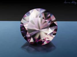 Flamingo Diamond (Daily 56) by Aurora-Alley