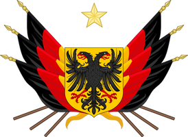 Coat of Arms of the German Empire by TiltschMaster