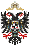 Coat of arms of the German Empire (1948)