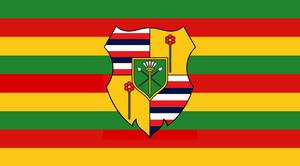 Flag of the Kingdom of Hawaii