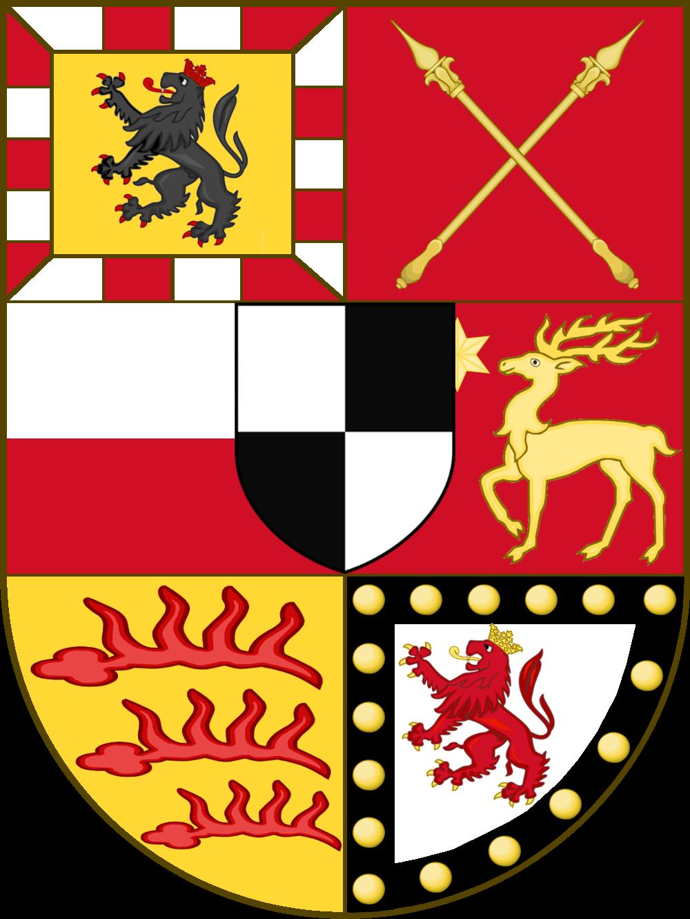 CoA Hohenzollern-Sigmaringen by TiltschMaster