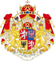 CoA of the Kingdom of Bohemia by TiltschMaster