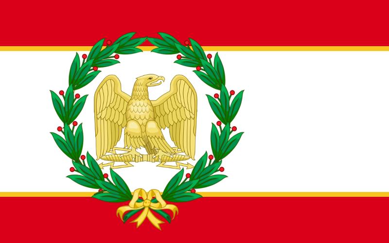 Republic of Rome war flag by TiltschMaster on DeviantArt