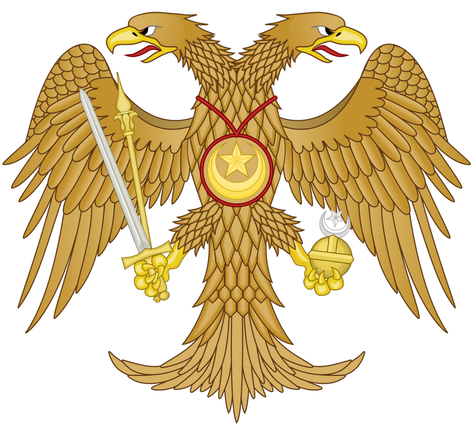 Coat of Arms of the Empire of Rum by TiltschMaster