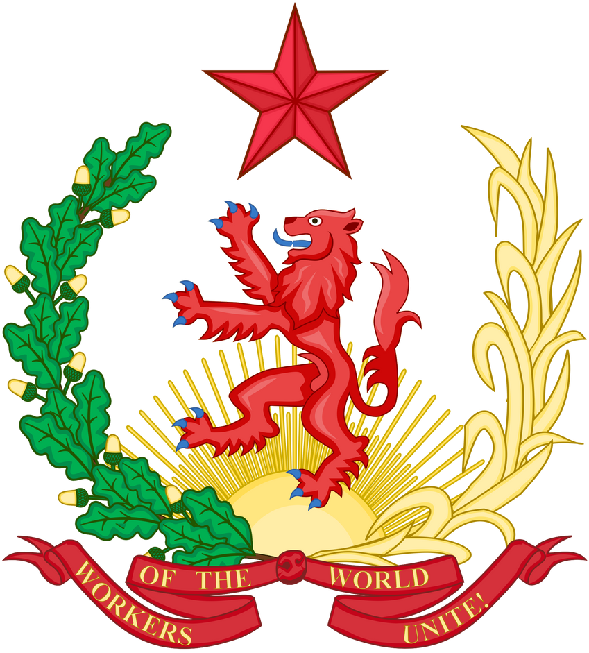 Coa Socialist Council Republic Of Scotland By Tiltschmaster On
