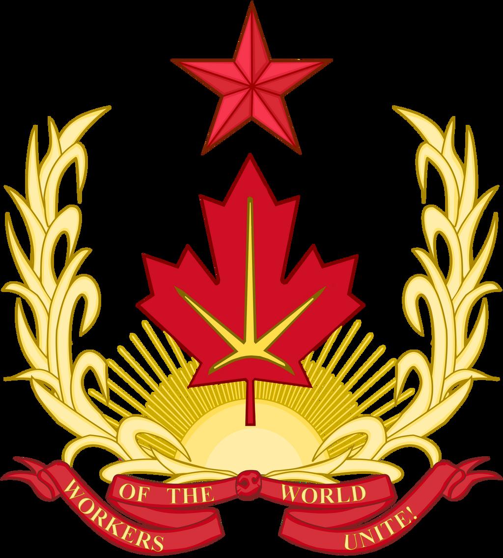 CoAFederal Socialist Council Republic of Canada