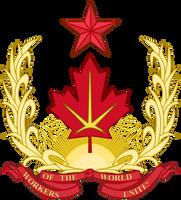 CoAFederal Socialist Council Republic of Canada by TiltschMaster