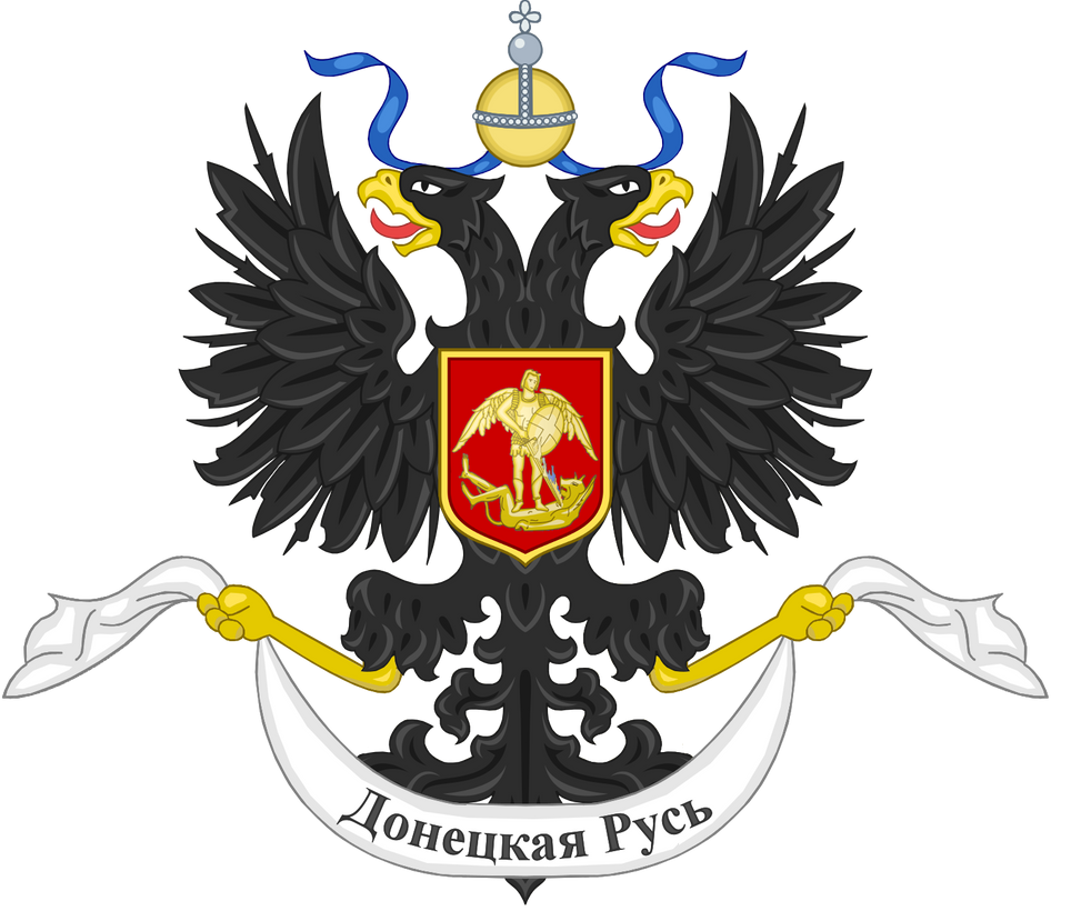 CoA Donetsk People's Republic by TiltschMaster