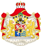 Coat of Arms United Baltic Duchy (Napoleonic)