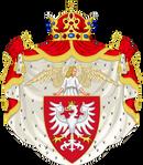 CoA Kingdom of Poland (Rum)