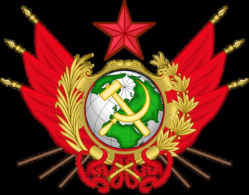 CoA of the Socialist World Republic