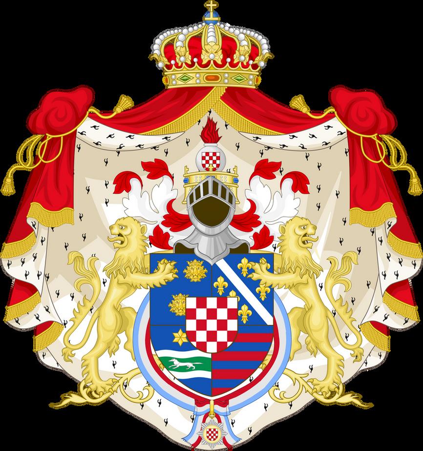 Coa Of The Kingdom Of Croatia By Tiltschmaster On Deviantart